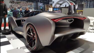 Isorivolta Vision Gran Turismo rear