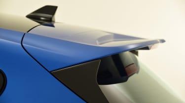 New Ford Focus studio - spoiler
