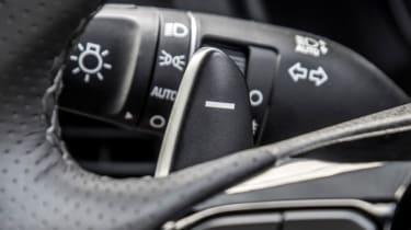 Hyundai i30 N-Line - controls