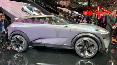 Nissan IMQ concept - Geneva side
