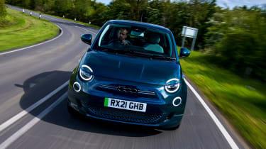 Fiat 500 - full front