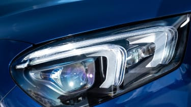 Mercedes GLC 400 d Coupe - headlight