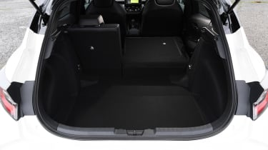 Toyota Corolla GR Sport - boot