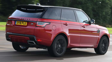 Range Rover Sport - Rear Tracking
