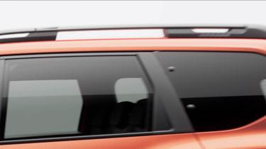 Dacia Jogger - window