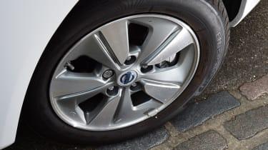 Nissan e-NV200 Combi - wheel