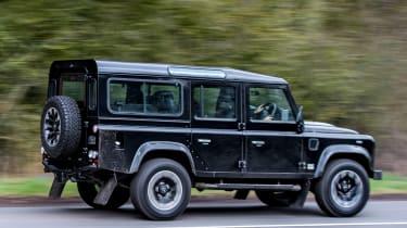 Land Rover Defender Works V8 - rear action