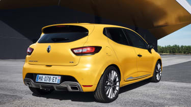 Renault Clio RS - rear