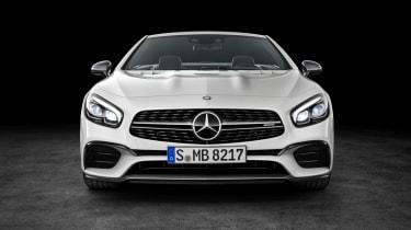 Mercedes SL facelift 2015 19