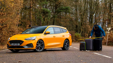 Ford Focus ST Estate: long-term test review - first report - header