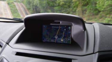 Ford Fiesta - infotainment
