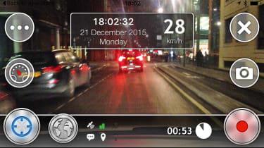 Dash cam app product test osmand dvr