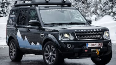 Land Rover Discovery XXV static