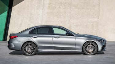 Mercedes C-Class - side