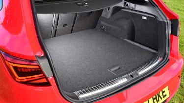 SEAT Leon ST - boot