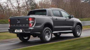 Ford Ranger MS-RT - rear