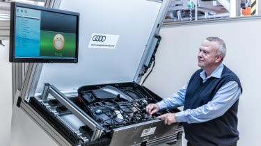Car factory of the future -