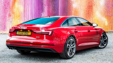 Audi A3 Coupe - rear (watermarked)