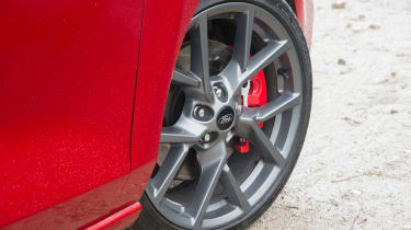 Ford Focus ST automatic - wheel