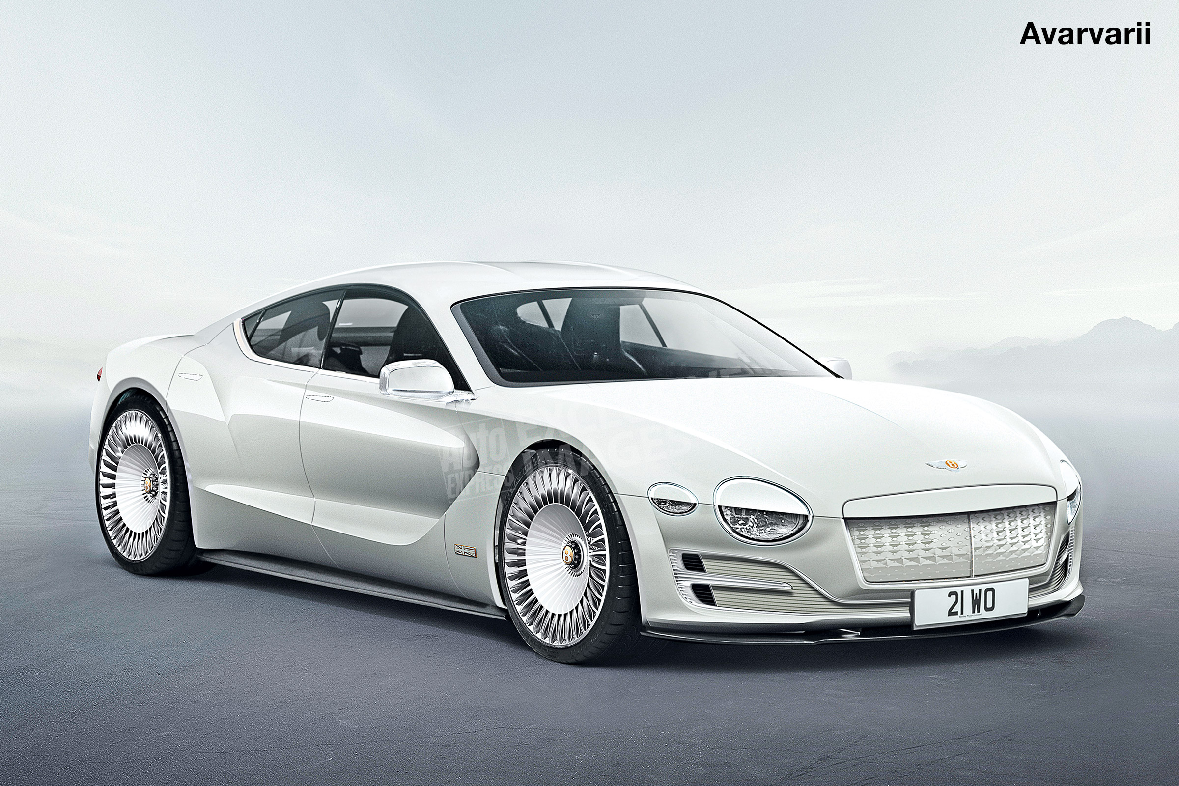 New Bentley Ev Four Door Coupe To Lead Brand S Electric Charge Auto Express