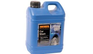 Halfords car wash