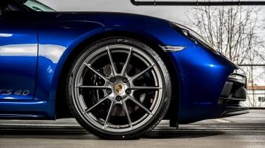 Porsche Boxster GTS 4.0 PDK wheel