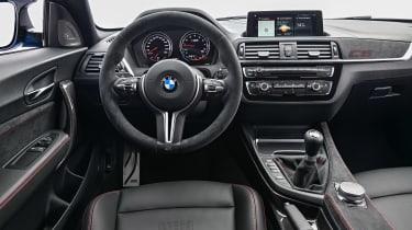 BMW M2 CS - dash