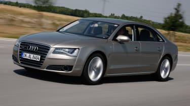Audi A8 L front
