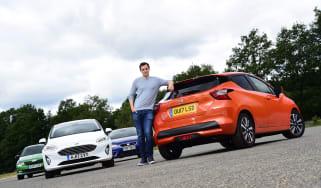 Nissan Micra long-term review - header
