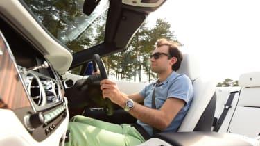 Rolls-Royce Dawn 2016 - Batch driving