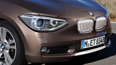 BMW 1 Series Urban Line Nose