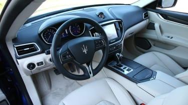Used Maserati Ghibli - dash