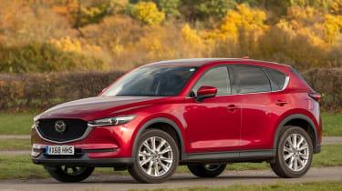2019 Mazda CX-5 - front static