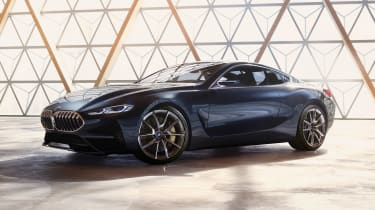 BMW Concept 8 Series - front static