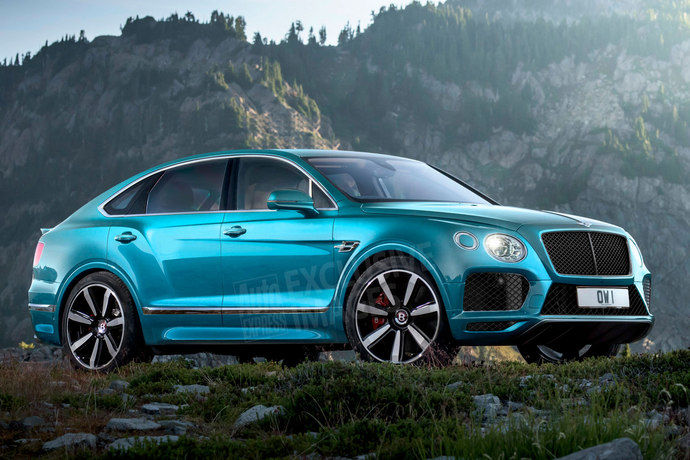 Bentley Bentayga Super Coupe Suv In The Works Auto Express