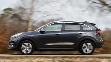 Kia e-Niro - side