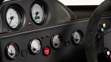 Ultima RS - studio dials