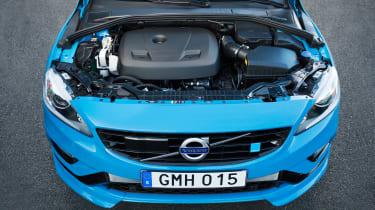 Volvo V60 Polestar - engine
