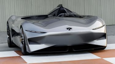 Infiniti Prototype 10 Speedster - front