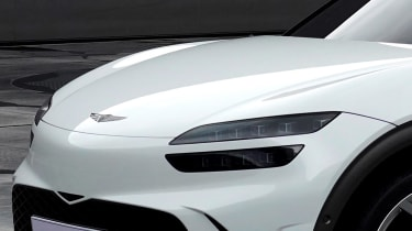 Genesis GV60 - front detail