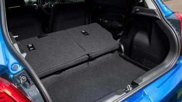 Suzuki Swift Allgrip - boot