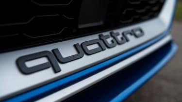 Audi RS 3 - Quattro