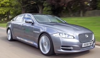 Jag XJ joins the green party