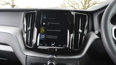 Volvo XC60 long-term test - infotainment