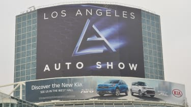 LA Motor Show 2016 - header