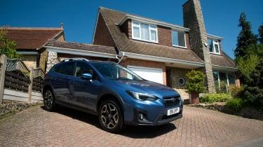 Subaru XV - front house