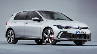 If you don't fancy the classic Golf GTI or the diesel GTD, the GTE might just fit the bill. Plug-in hybrid technology gives it economy and pace with 242bhp and an electric-only range of 43 miles.