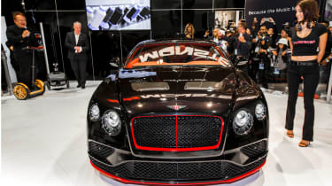 Bentley Monster by Mulliner - CES