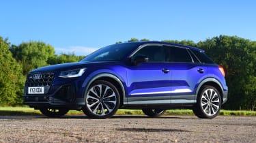 Audi SQ2 - front