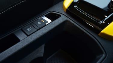 Volkswagen T-Roc - interior detail
